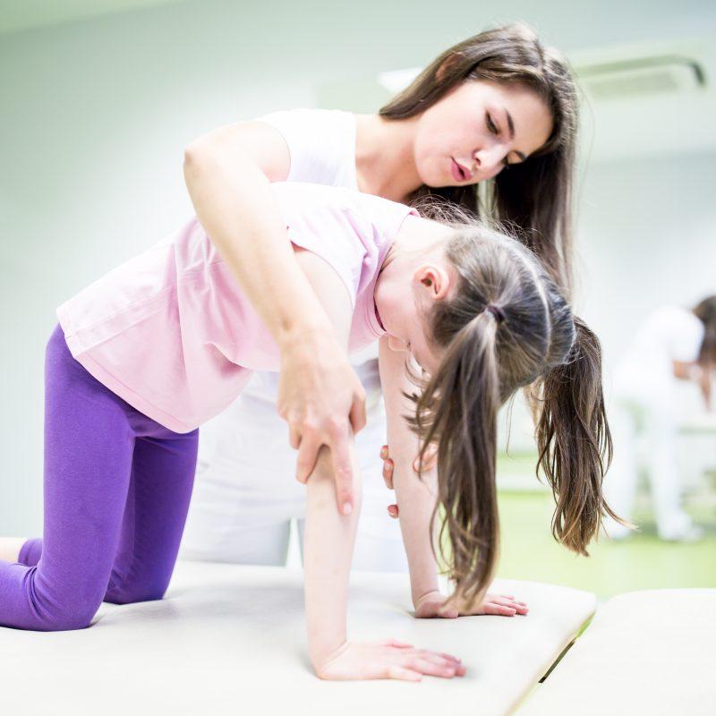 Fyzioterapie pro děti