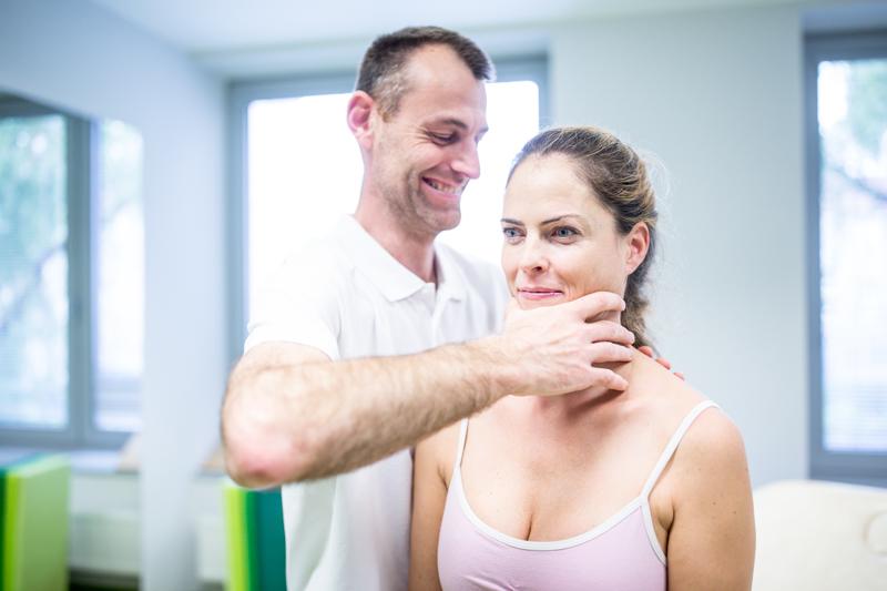 McKenzie MDT se zkušeným fyzioterapeutem