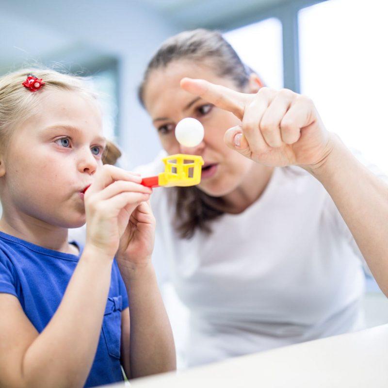 Repsirační terapie pomáhá hlavně dětem