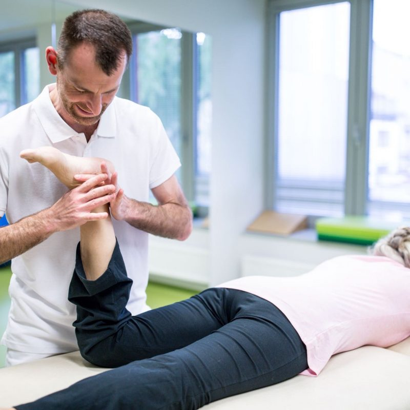 Fyzioterapie Pardubice